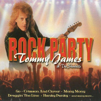 ROCK PARTY CD