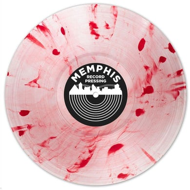Nothing More STORIES WE TELL OURSELVES (CLEAR W/ RED SPLATTER) Vinyl Record
