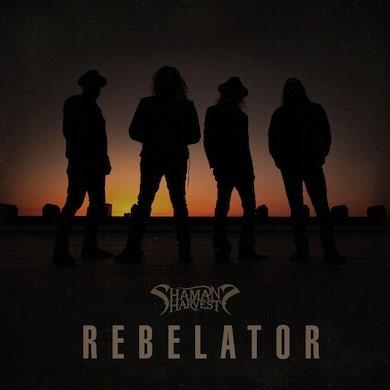 REBELATOR (MULTI-COLOR SPLATTER) Vinyl Record