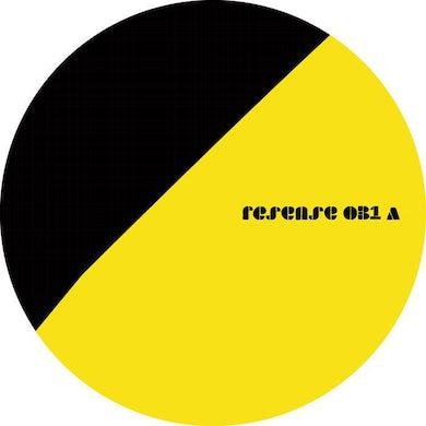 Minimatic RESENSE 031 Vinyl Record - UK Release