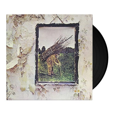 Led Zeppelin IV - Limited Edition 180g Digitally Remastered Vinyl LP