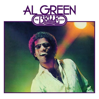 Al Green BELLE ALBUM Vinyl Record
