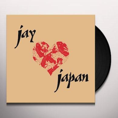 J Dilla JAY LOVE JAPAN Vinyl Record