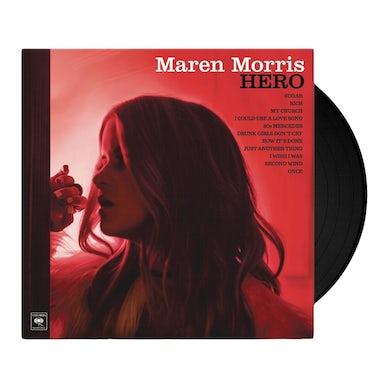 Maren Morris HERO Vinyl Record