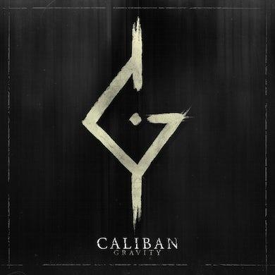 Caliban GRAVITY    (GER) Vinyl Record - w/CD, Colored Vinyl, Green Vinyl