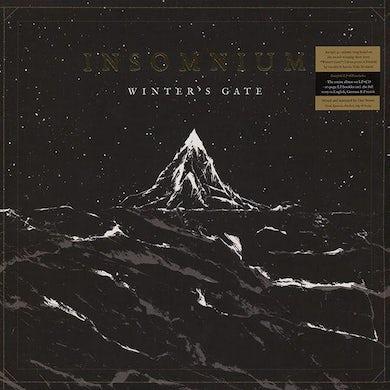Insomnium WINTER'S GATE    (SLV) (GER) Vinyl Record - w/CD, Colored Vinyl, Gatefold Sleeve