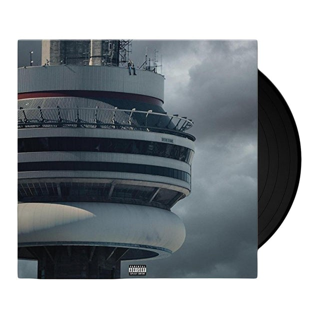 Drake VIEWS Vinyl Record