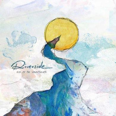 Riverside EYE OF THE SOUNDSCAPE (WHITE VINYL) Vinyl Record - w/CD, Colored Vinyl