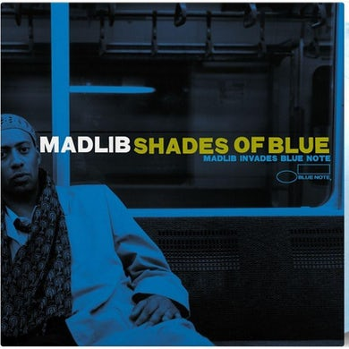 SHADES OF BLUE (Standard Black Vinyl)