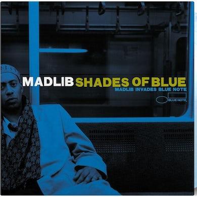 Madlib SHADES OF BLUE (Standard Black Vinyl)