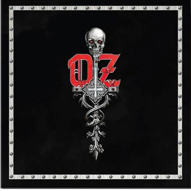 Oz TRANSITION STATE (CLEAR RED VINYL) Vinyl Record