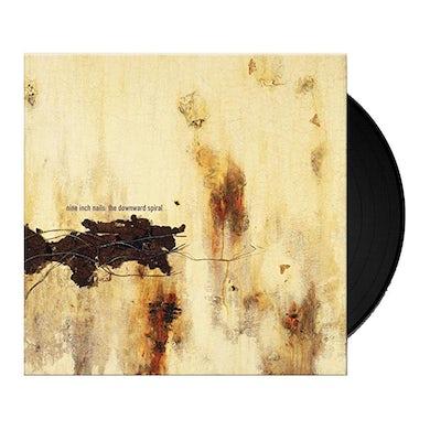 Nine Inch Nails DOWNWARD SPIRAL Vinyl Record