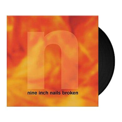 Nine Inch Nails BROKEN Vinyl Record