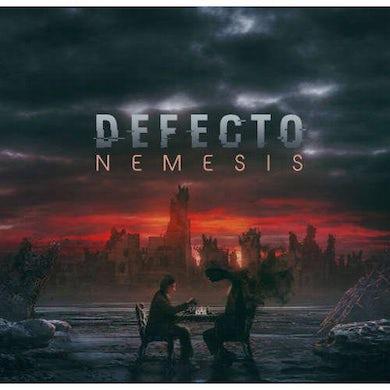 Defecto NEMESIS (SPLATTER RED/BLACK VINYL) Vinyl Record