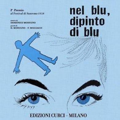Domenico Modugno NEL BLU DIPINTO DI BLU Vinyl Record