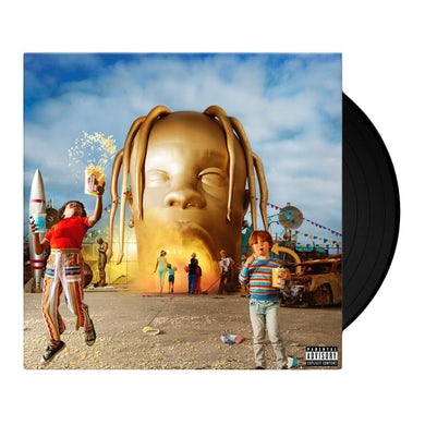 Travis Scott ASTROWORLD Vinyl Record