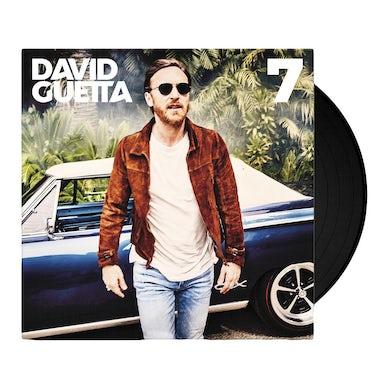David Guetta 7 Vinyl Record
