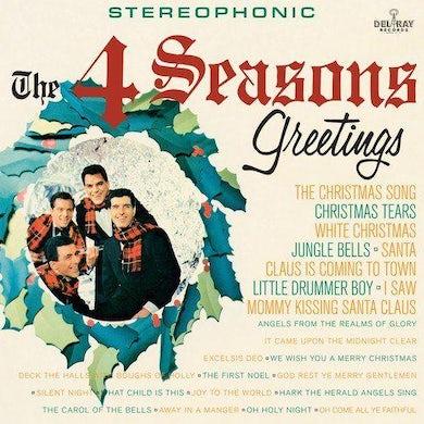 Four Seasons 4 SEASONS GREETINGS Vinyl Record