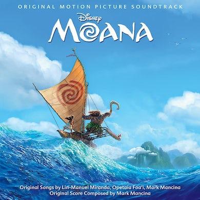 MOANA / Original Soundtrack CD