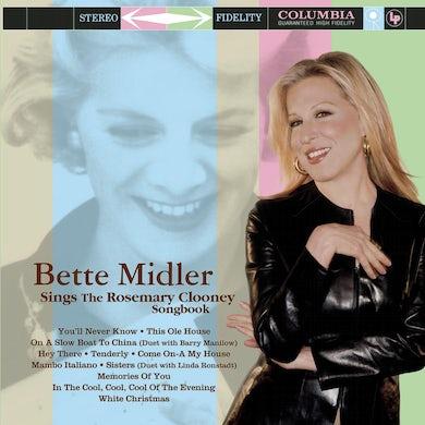 BETTE MIDLER SINGS THE ROSEMARY CLOONEY SONGBOOK CD
