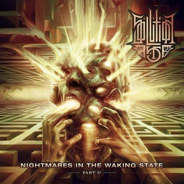 NIGHTMARES IN THE WAKING STATE - PART II CD