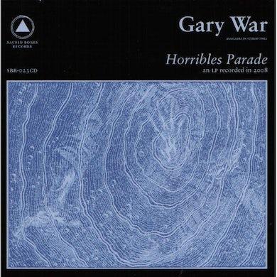 Gary War HORRIBLES PARADE CD