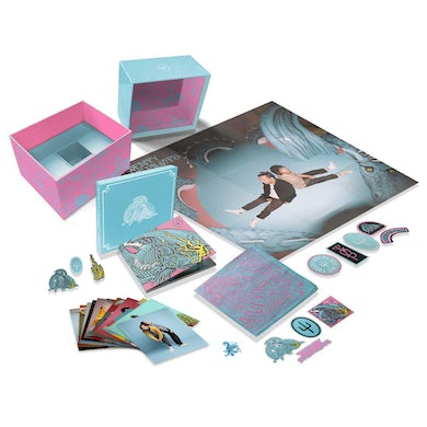 Twenty One Pilots Scaled and Icy (Limited Edition Box Set)