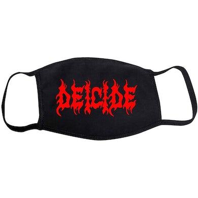 Deicide Logo Facemask