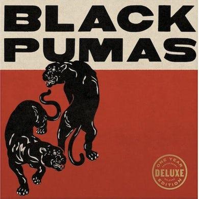 Black Pumas / Black Pumas (Deluxe Edition) vinyl