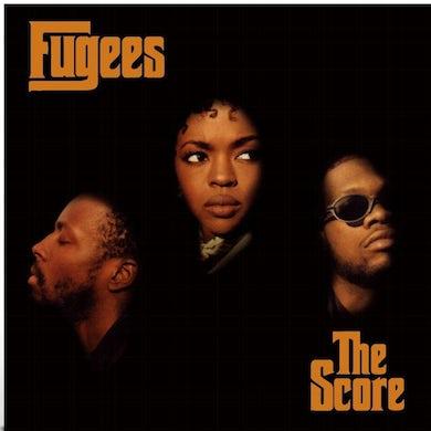 Classics Fugees / The Score 2xLP Orange Vinyl