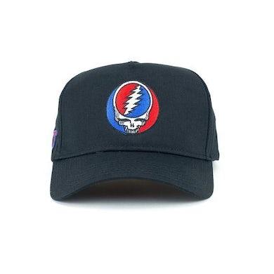 Grateful Dead SYF Embroidered Hat (Black)