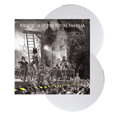 The Orb Abolition of The Royal Familia Double Heavyweight Clear Double Heavyweight LP (Vinyl)
