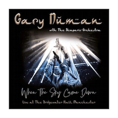 Gary Numan When The Sky Came Down (Live At The Bridgewater Hall, Manchester) CD/DVD