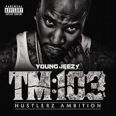Young Jeezy, TM: 103 Hustlerz Ambition 2LP (Vinyl)