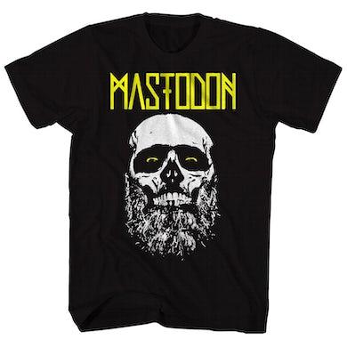 Mastodon T-Shirt | Skull & Beard Shirt