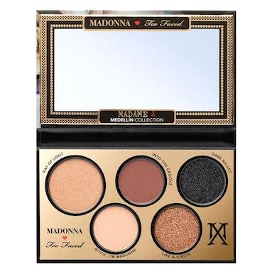 Madonna Loves Too Faced - Madame X Medellin Makeup Set