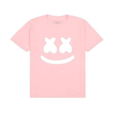 Marshmello Smile T-Shirt (Youth)