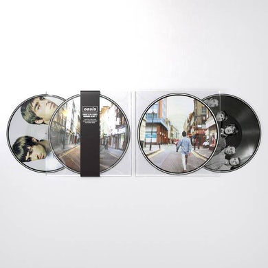 (What's The Story) Morning Glory? - 25th Anniversary Vinyl Picture Disc Double Heavyweight LP
