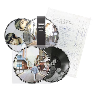 Oasis (What's The Story) Morning Glory? - 25th Anniversary Vinyl Picture Disc Double Heavyweight LP