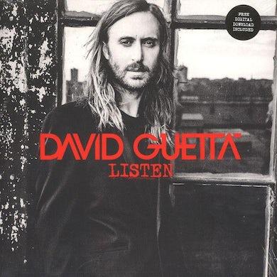 David Guetta LP - Listen (Vinyl)