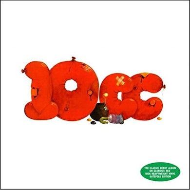 LP - 10cc (Red Vinyl)