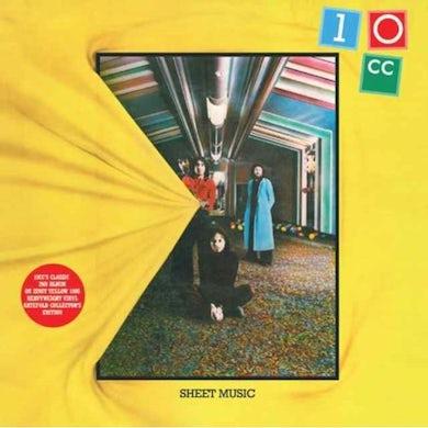 LP - Sheet Music (Yellow Vinyl)