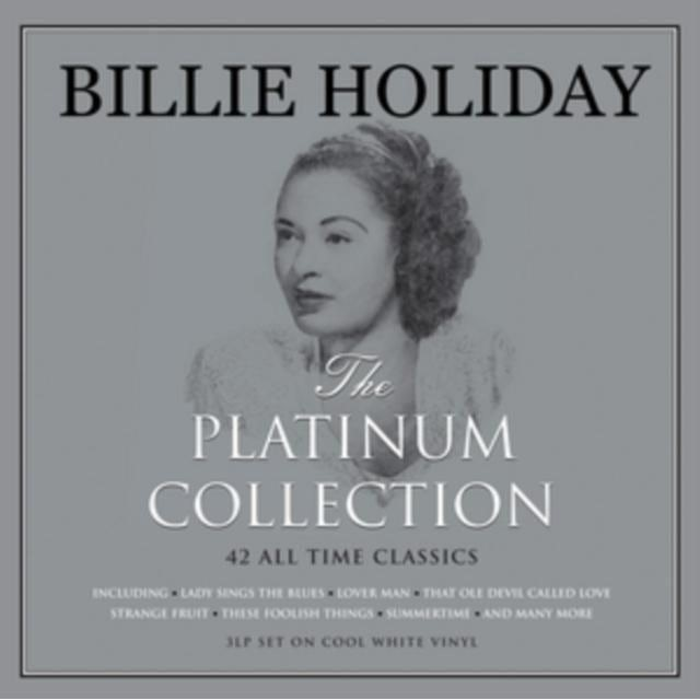 LP - Platinum Collection (White Vinyl)