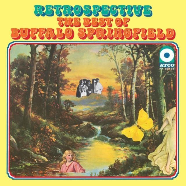 LP - Retrospective: The Best Of Buffalo Springfield (Syeor) (Vinyl)