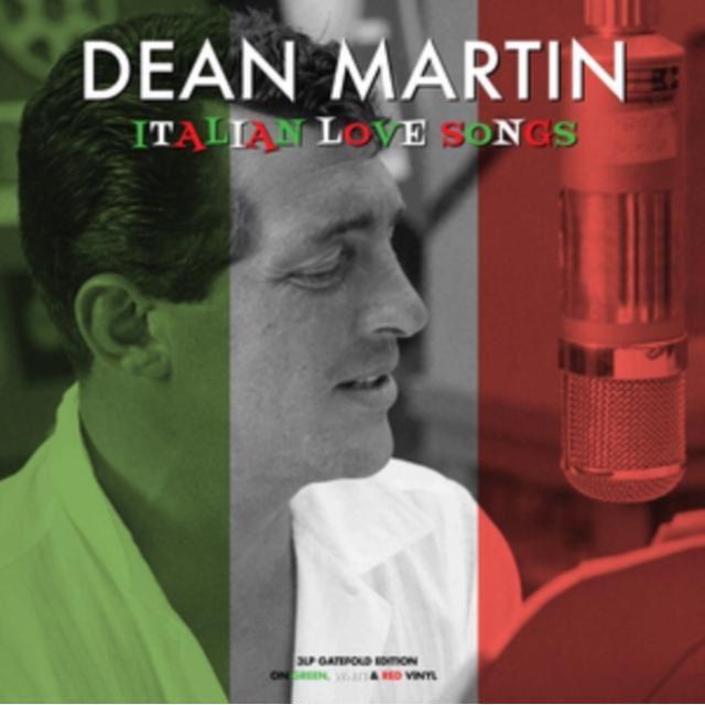 LP - Italian Love Songs (Green / White / Red Vinyl)