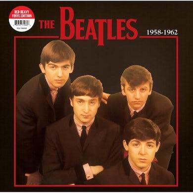 The Beatles  LP - 1958-1962 (Red Vinyl)