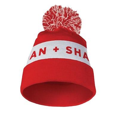 Dan + Shay Knit Logo Beanie