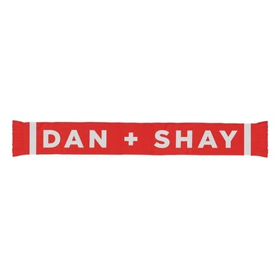 Dan + Shay Knit Logo Scarf
