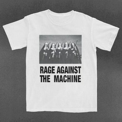 Rage Against The Machine Nuns and Guns T-Shirt