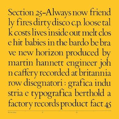 Always Now Vinyl Record
